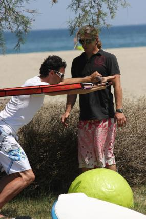 CBCM Sport & Heath Training avec M. Richard