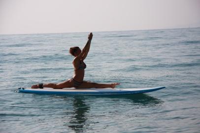 Paddle Yoga Day 212
