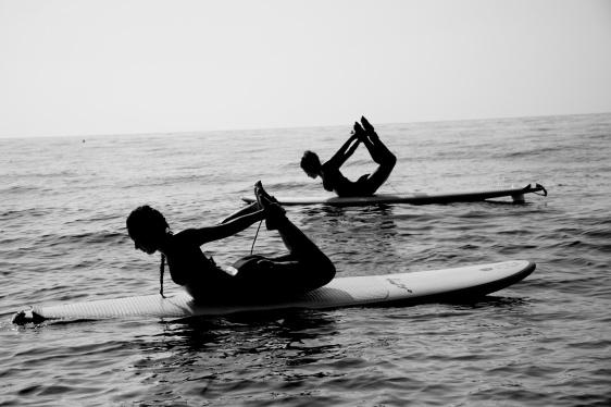 Paddle Yoga Day 214