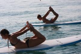 Paddle Yoga Day 215
