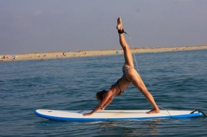 Paddle Yoga Day 28